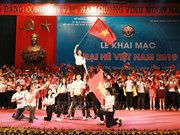 2019年越南夏令营活动开幕