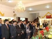 越南驻老挝大使馆代表团出席苏发努冯主席诞辰110周年纪念典礼