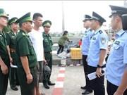 越南及时向海上遇险渔民提供救援