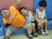 越南儿童超重肥胖率处于较高水平