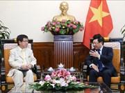 日本将继续协助越南实现快速可持续发展
