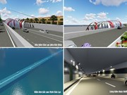 广宁省将兴建海底隧道