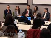 澳大利亚越南留学生积极响应创业倡议比赛