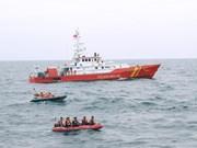 多措并举及时救援海上遇险渔船和渔民