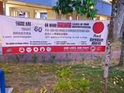 新加坡登革热病例数量创新纪录