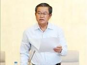 国会讨论《民兵法(修正案)(草案)》和《越南公民出入境法(草案)》