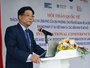 全球化背景下劳动关系国际研讨会在胡志明市举行