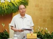越南政府第50号决议:决不能因困难而退缩 坚持既定目标不动摇