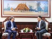 越南与老挝第四次政治磋商举行