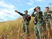越南与柬埔寨建设长期和平友好的边界线