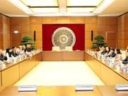 越南与法国国会代表加强合作关系
