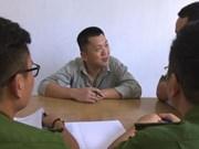 一名涉嫌非法占有他人财产罪的中国籍男子遭起诉