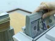 7月18日越盾对美元汇率中间价上调4越盾
