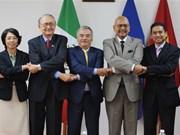 东盟各国高度评价越南在东盟与墨西哥关系中的作用