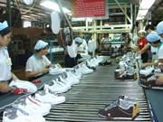 2019年越南力争实现鞋类出口总额达215亿美元的目标