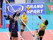 中国队获亚洲U23女排锦标赛冠军