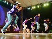 2019年Urban Jam 顺化嘻哈大竞赛热闹举行