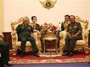 越柬防务政策对话日益走向深入