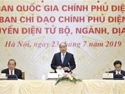 政府总理阮春福:以人民为中心,以人民的满意度为目标