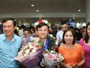 国际物理奥林匹克竞赛蝉联银牌的越南物理学霸