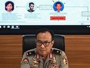 印尼警方挫败一国庆节恐怖爆炸阴谋