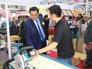 2019年芹苴市国际建筑建材及家居产品展览会正式开幕