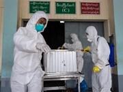 缅甸年初以来甲型H1N1流感致死71人