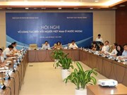 加强民族大团结 充分发挥旅居海外越南人的积极作用
