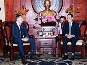 越南胡志明市与俄罗斯加强青年交流