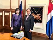 俄罗斯滨海边疆区与越南各地方之间合作关系呈现出强劲发展势头