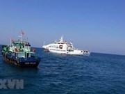 美国众议院外交事务委员会主席:中国要立即将所有船只撤出邻国的领海