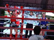 越南泰拳女选手裴燕离夺得2019年世界女子泰拳比赛越南第二枚金牌