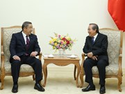 越南政府副总理张和平:加强越日纵深战略伙伴关系