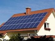 德国援助越南5万户家庭安装屋顶太阳能发电系统