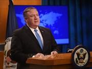 """东盟外长会议:美国国务卿谴责中国在东海的""""胁迫""""行为"""