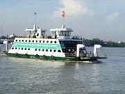 胡志明市芹耶县—头顿市首条轮渡航线即将开通