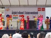 """充满越南特色的""""ASIAN WEEKEND 2019""""文化节在斯洛伐克举行"""