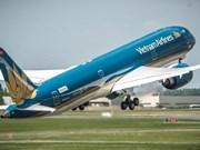 越航和捷星太平洋航空部分往返香港航班时刻表有调整