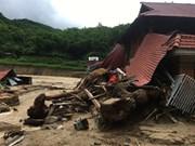 第三号台风导致北部各省18人死亡和失踪
