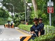 新加坡加强国庆庆典期间安保措施