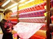 2019年越南-世界丝绸与土锦文化节明日在会安市举行