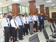 孟加拉国高级干部代表团了解越南河南省投资促进工作的经验