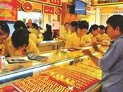 8月8日越南黄金价格超过4200万越盾