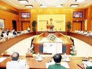 越南第十四届国会常委会第36次会议将于本月12日开幕