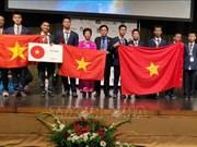 越南学生获得2019国际天文学和天体物理学奥林匹克竞赛金牌