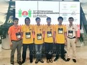 越南在2019年第 31 届国际信息学奥林匹克竞赛中排名世界第4