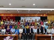 第六届旅居海外越南人越南语教师培训班在河内开班
