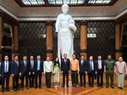 河内市推进东盟框架内的合作