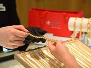 8月12日越南黄金价格有所下降