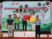 第三届鸿庞国际跆拳道公开赛闭幕